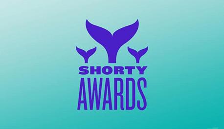 Aconteceu mais uma edição do Shorty Awards. E já começamos a semana com vibe positiva: nosso case